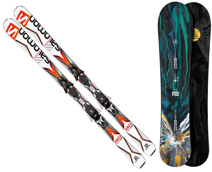 Ropa de esquí barata