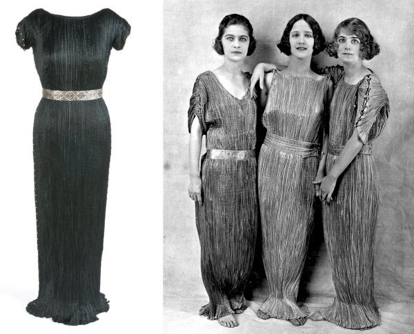 Vestido Delphos