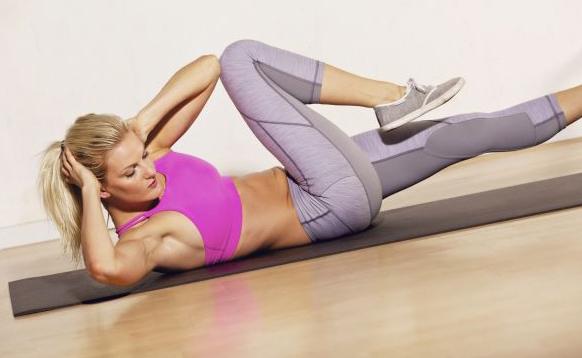 Vientre plano ejercicios