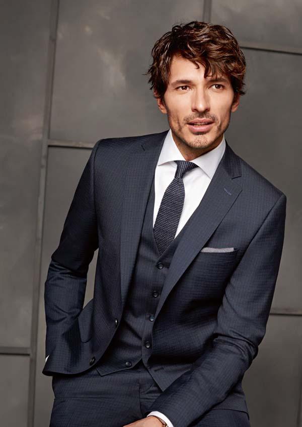 Modelos masculinos españoles - Andres Velencoso
