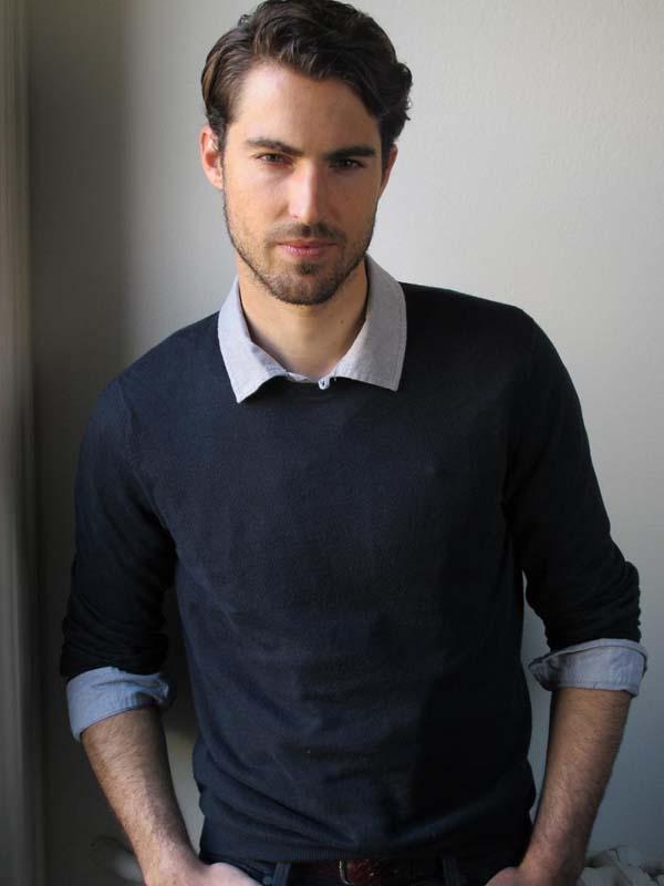 Mejores modelos masculinos - Antonio Navas