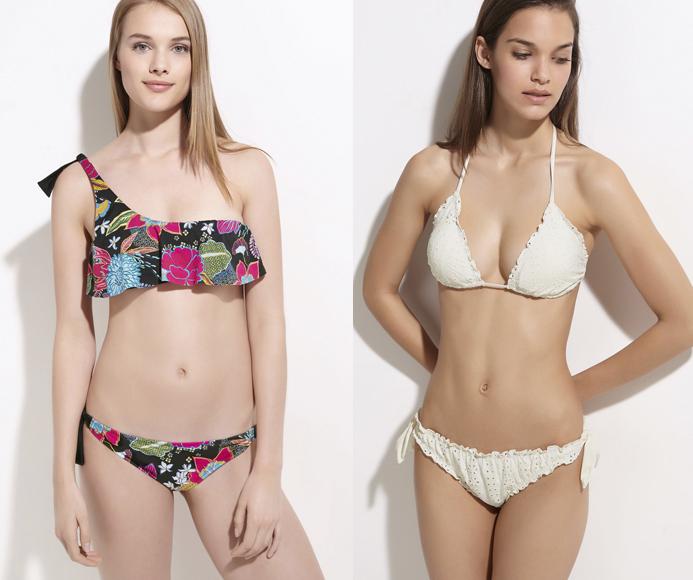 Catálogo bikinis Oysho verano 2016