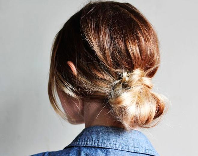 Como hacer recogidos de pelo