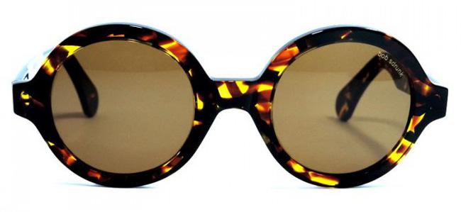 Gafas de sol redondas para mujer