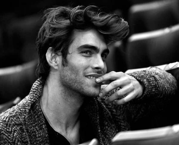 Modelos hombres - Jon Kortajarena