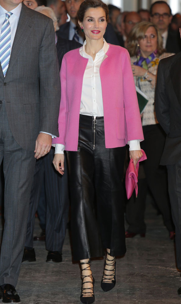 Look de la reina Letizia