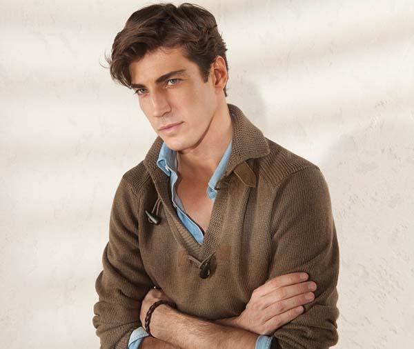 Modelos famosos españoles - Oriol Elcacho