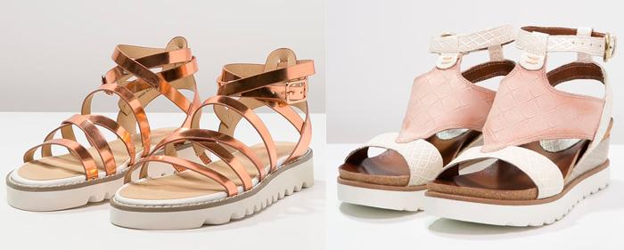 Tendencias en zapatos verano 2016