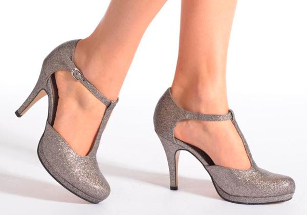 Zapatos cómodos para fiesta