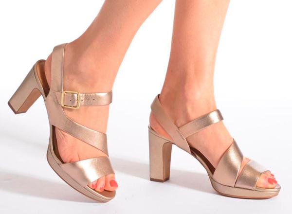 Zapatos fiesta comodos