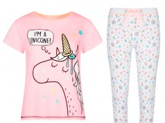 Catálogo de pijamas en Primark