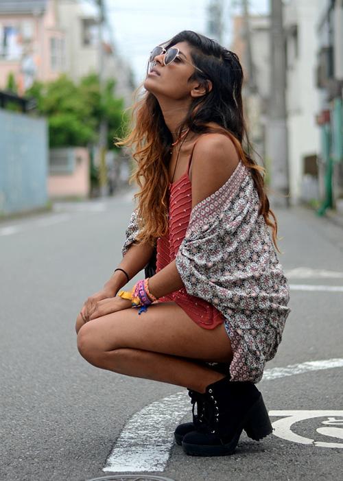 Ideas de looks de verano