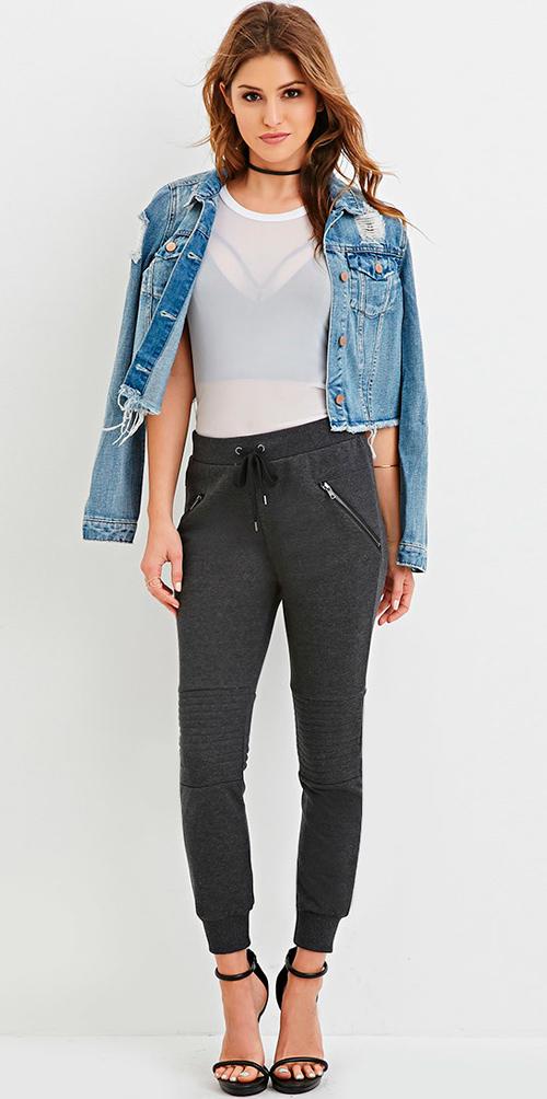 Pantalones cómodos