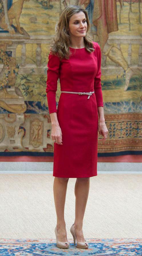 Cu00f3mo Combinar Un Vestido Rojo Para Una Boda De Du00eda