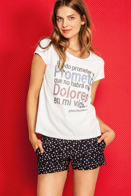 Camisetas Dolores Promesas