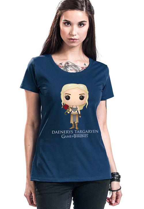 Camisetas para mujeres de series