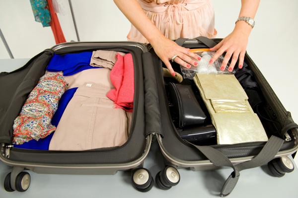 optimizar espacio maleta