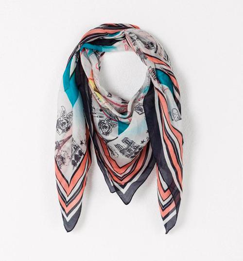 Pañuelos de seda baratos
