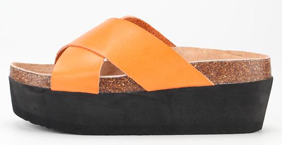 Zapatos de plataforma plana verano
