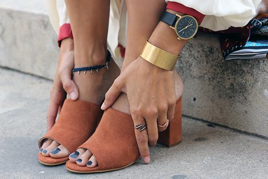 Zapatos para una cita