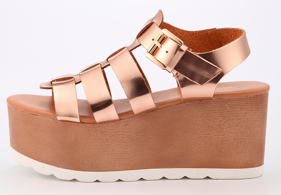 Zapatos plataforma verano