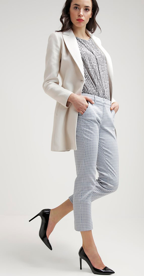 Pantalones de oficina
