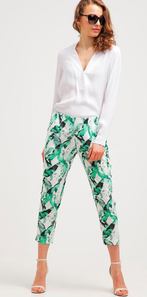 Pantalones estampados mujer 2016