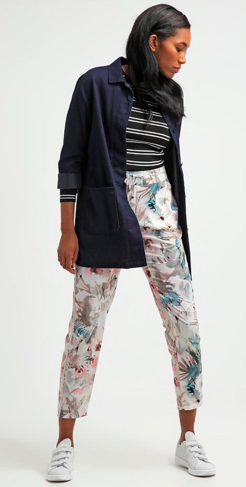 Pantalones estampados mujer 2017