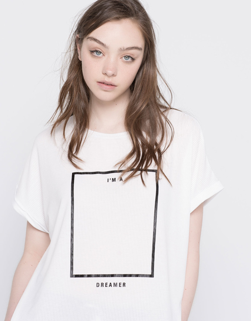 Rebajas camisetas pull and bear