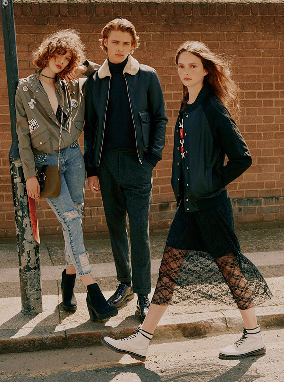 Colección Pull and Bear