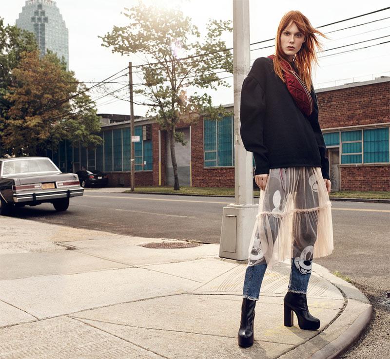Nueva temporada de Zara otoño invierno