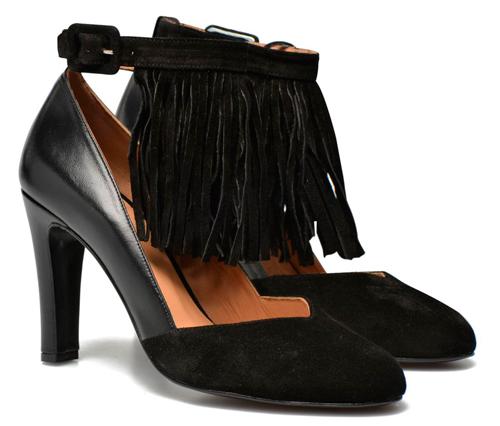 Zapatos de piel mujer