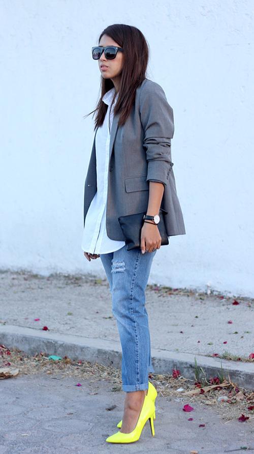 Looks con chaqueta