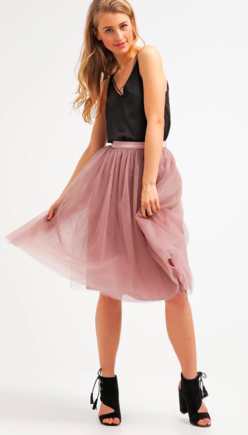 Faldas de tul baratas