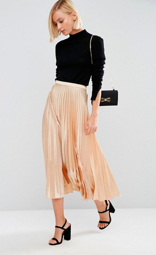 Faldas plisadas 2016