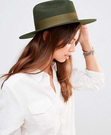 Sombreros zara