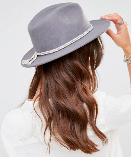 Tipos de sombreros de mujer