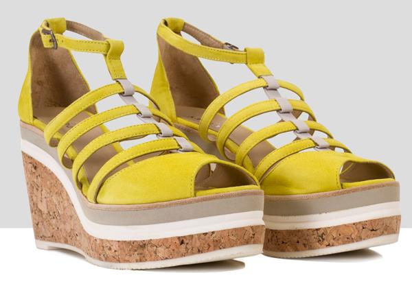 Zapatos baratos de piel