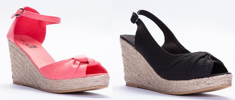 Inside calzado