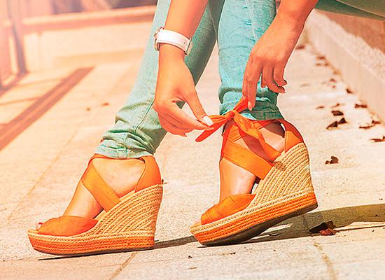Inside zapatos mujer