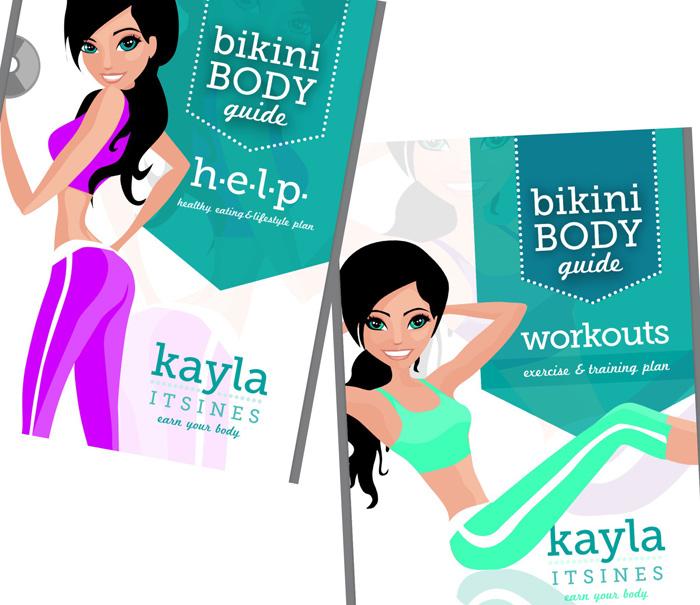 Kayla Itsines guía