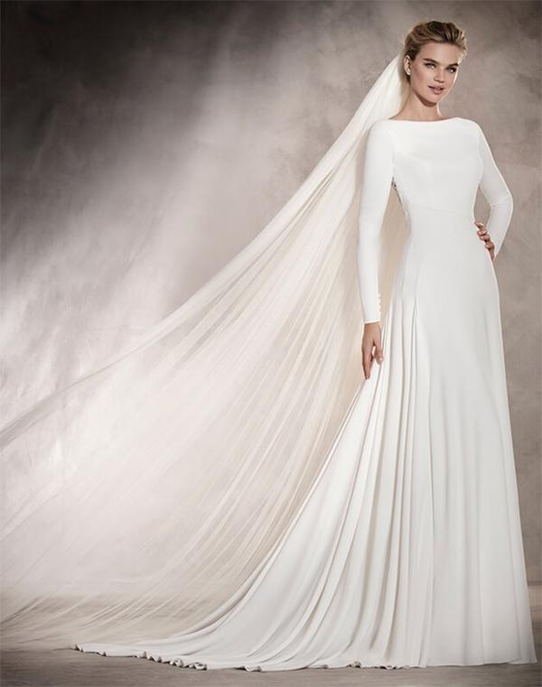 precios vestidos Pronovias