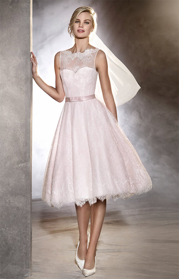 vestidos de novia Pronovias precio