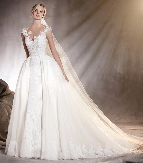 vestidos madrina Pronovias