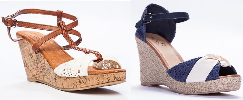 Zapatos inside mujer