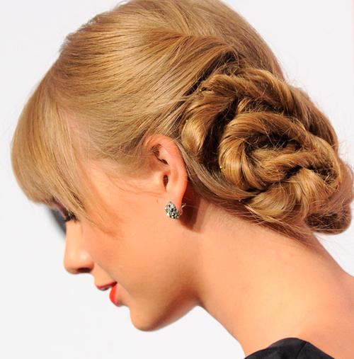 peinados juveniles para bodas