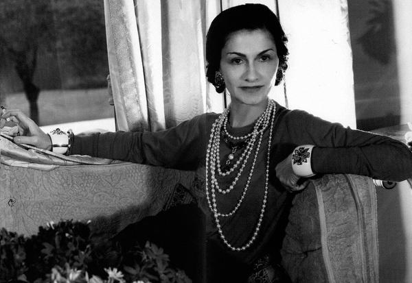 Diseños de Coco Chanel