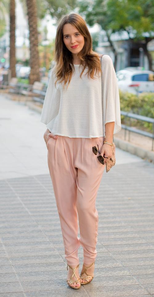 pantalones cagados mujer