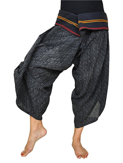 pantalones harén