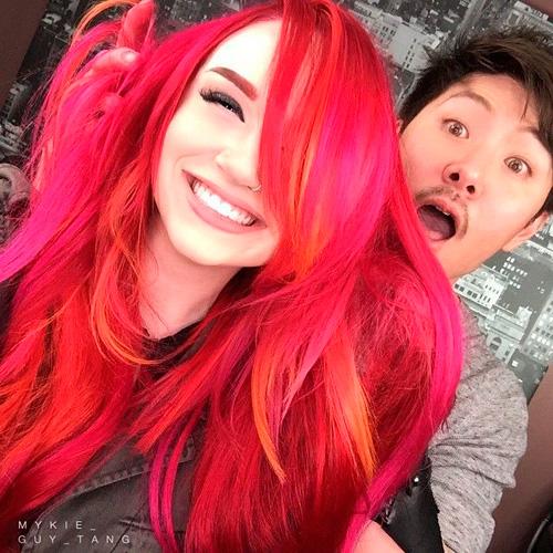 glow hair en youtube